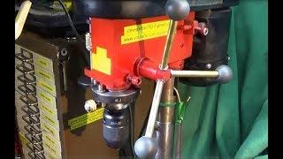 Parkside Bench Pillar Drill Ptbm 500 D4 Perceuse Détabli
