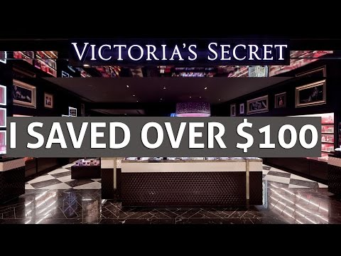 A couple little secrets on how to save money at Victoria Secret! & Unboxing!