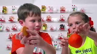 Download ЧЕЛЛЕНДЖ Шоколадная ЕДА против Сквиши игрушек Video