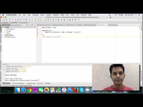 Learn how to create a Java module