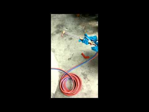 Delta Welding Malaysia - Oxy acetylene Gas Set