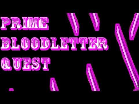 AQW - Tutorial Quest Prime Bloodletter of Nulgath