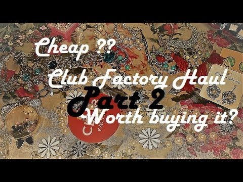 Club Factory Haul Part 2 |Earnings |Additional Myntra,Reliance trends,Life Style|*GIVEAWAY*|India