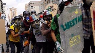 Venezuela clashes: prosecutor accuses security officials of