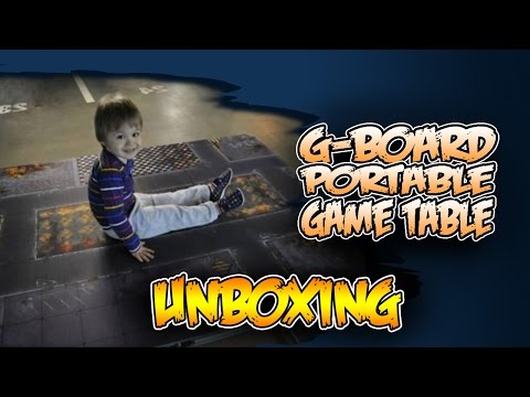 4x6 Portable Gaming Table: G-Table Review
