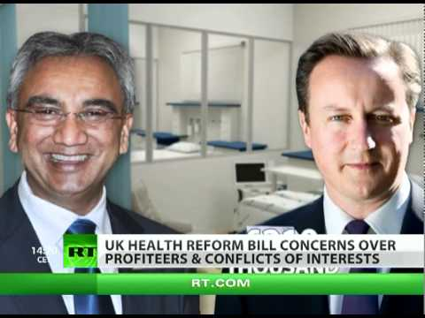 Wealthcare: UK govt bill opens up NHS to private profiteering