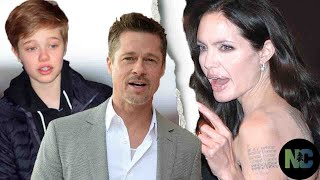 Shiloh screamed at the birthday party, as Brad Pitt and Angelina Jolie broke out in fierce conflict