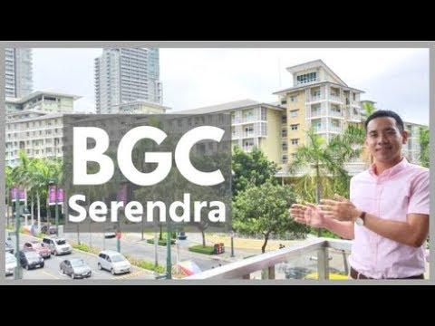 FULLY-FURNISHED BGC Condo - Large Studio Unit FOR SALE in Two Serendra, Bonifacio Global City