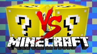 Minecraft: CLAY LUCKY BLOCK CHALLENGE | Fight Club!!