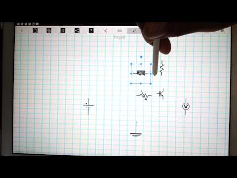 Create Electronic Circuits Spen