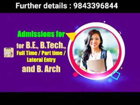 Admission for Engineering | Part time  Degree | After Diploma  board exams  | ECE   | EEE  | CSE