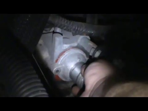 2005 Ford Freestar 4.2L Thermostat Change
