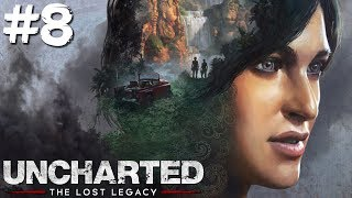 EL LEGADO PERDIDO | Uncharted: The Lost Legacy #8