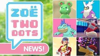 SHINY BABIES, DOUBLE CANDY, PVP TIPS & MORE! ZTD News Pokémon GO