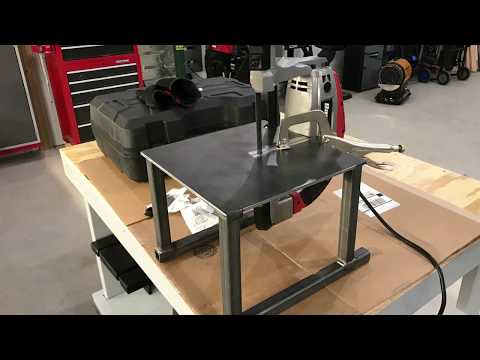 DIY Portaband Stand Part 1