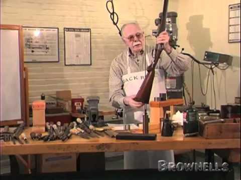 Jack Rowe, Master Gunsmith Series, Trigger Pull. Part 1 of 3.
