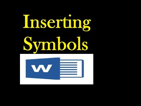 How to Insert Degree Symbol and Other Symbols in Word tutorial in Hindi Urdu