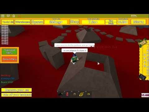 Roblox | Tix Factory Tycoon | How to get double Volcano Tix!