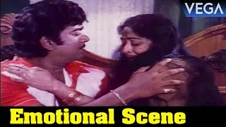 Panjali Tamil Movie || K. R. Vijaya Emotional Scene