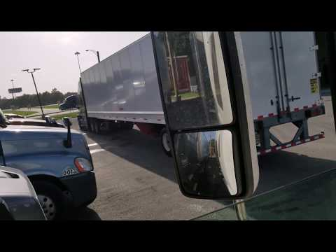 How To Back Up A Semi Truck Learn In 2 Min
