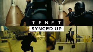 TENET Airport Sequence / SYNCED UP