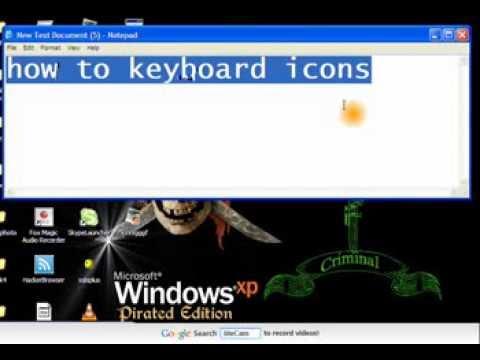 How to keyboard alt codes