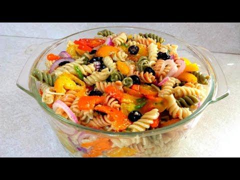 Fresh Garden Pasta Salad