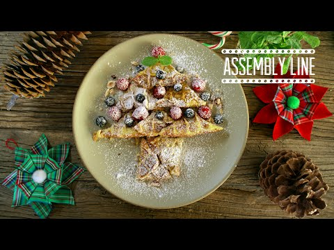 Eggnog French Toast | Assembly Line