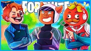 HILARIOUS *NEW* SKIN GLITCH in Fortnite: Battle Royale! (Fortnite Funny Moments & Glitches)