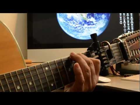 12 String Guitar,Fretless guitar,spider-capo