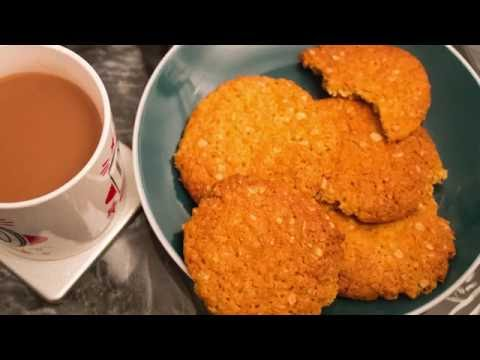 How to make Homemade Hobnob Biscuits