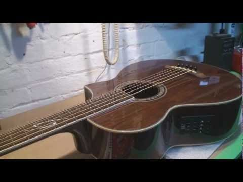 Ibanez 5 String Acoustic Bass Guitar