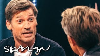 Game of Thrones' Nikolaj Coster-Waldau: – We no longer get scripts | SVT/NRK/Skavlan