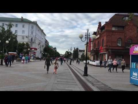 Penza. Moskovskaya Street