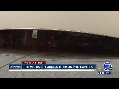 Criminals find new way to break into your garage: cheap solutions to prevent it