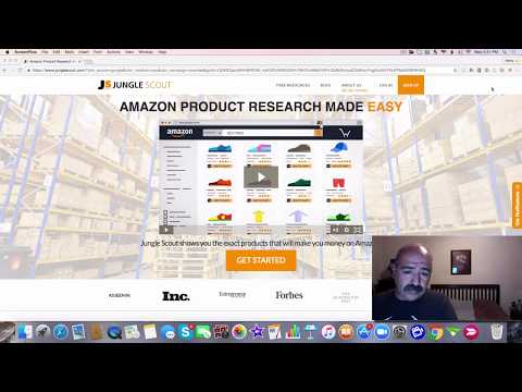 How I use Junglescout Pro for Amazon Research
