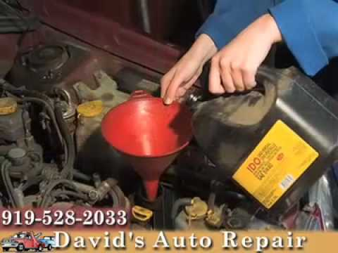 David's Auto Repair, Creedmoor, NC