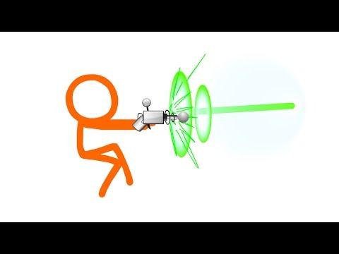 ALAN BECKER - Laser Blast