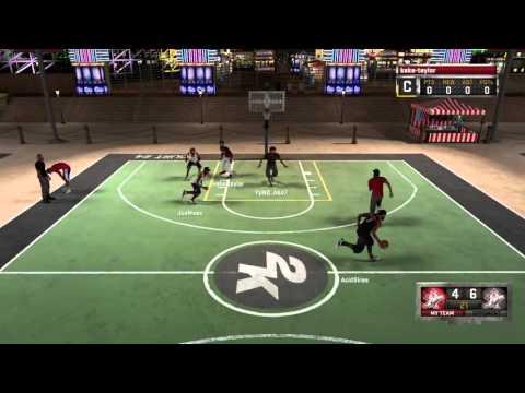 NBA 2K16 Dimer Badge and Flashy Passer