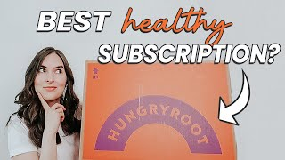 Honest Hungry Root Review I I Tried Hungryroot for a Week \u0026 Here Are My Thoughts
