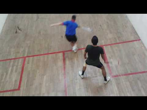College Of Military Engineering Vs Army Institute Of Technology Squash Championship (3/4)