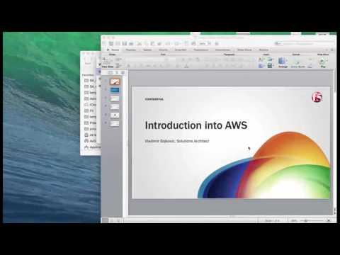 How to setup AWS Virtual Private Cloud