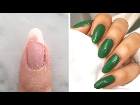 How to FIX a broken nail!!