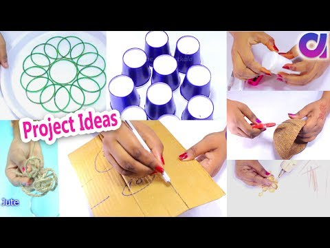 15 best out of waste project ideas | DIY Arts and Craft | Artkala 393