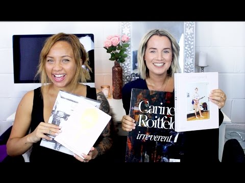 Top 3 Coffee Table Books! w/ Theanothergirlslife