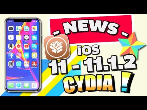 *NEWS* iOS 11 - 11.1.2 Jailbreak CYDIA Update! + How To Remove To.Panga Jailbreak