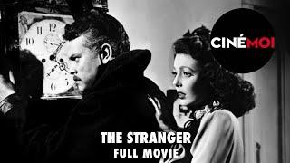 The Stranger (1946) Full Movie - Orson Welles (Citizen Kane), Loretta Young
