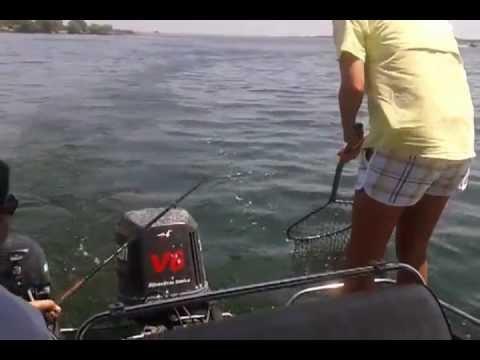 Calaveras lake texas redfish trolling Part 1
