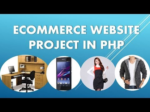 CoderBaba-Online Shopping website Project in PHP | free project