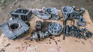 Mercedes-Benz CDI OM646 Engine Repair - PakVim net HD Vdieos Portal